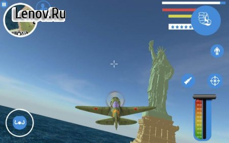 Wings Warrior v 1.0 Мод (Unlimited Everything)
