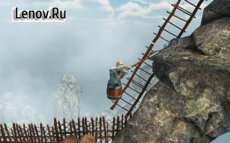 Try Getting Above It v 1.0.00 Мод (Unlocked)
