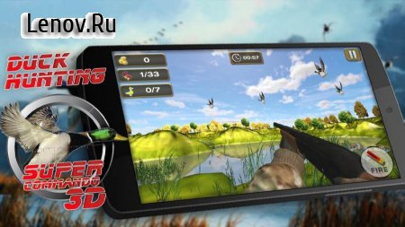 Duck Hunting 3D: Classic Duck Shooting Seasons v 1.2.9 (Mod Money)
