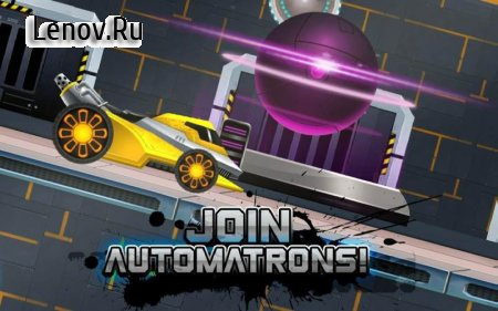 Automatron Galaxy Wars v 3.46 (Mod Money)
