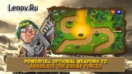 Tower Defense: Clash of WW2 v 1.121 (Mod Money)