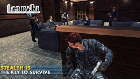 Secret Agent Spy Rescue Game v 1.8 Мод (All Levels Unlocked)