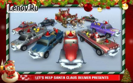 Christmas Snow Truck Legends v 1.8 Мод (Everything Unlocked)