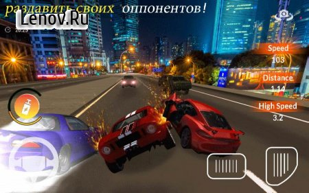 Traffic Racing Nation: Traffic Racer Driving v 1.0.2 (Mod Money)