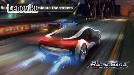 Racing Saga v 1.2.38 (Mod Money)
