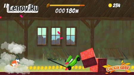 Chicken Rider v 1.0 (Mod Money)