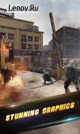 Crossfire! Sudden Attack v 1.0.1 Мод (Unlimited Gems)