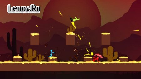 Stickman: Legend of Survival v 1.2 (Mod Money)