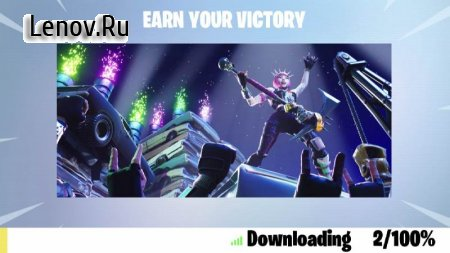 Fortnite - Battle Royale v 6.30.0-4560568 Мод (Device Compatibility Check Removed)