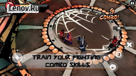 Spider Samurai Warrior v 1.16 (Mod Money)