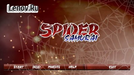 Spider Samurai Warrior v 1.16 (Mod Money)