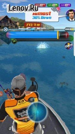 Fishing Hook : Bass Tournament v 1.2.2 (Mod Money)
