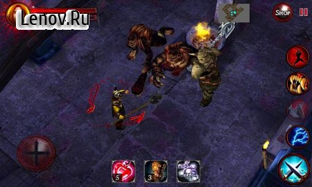 Dungeons and Demons - Fantasy Action RPG v 1.9.7 Мод (Unlimited Gold/Gems)