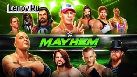 WWE Mayhem v 1.40.114 Мод (много денег)