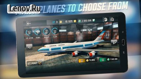 Flight Sim 2018 v 3.1.1 (Mod Money)