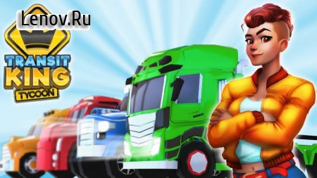 Transit King Tycoon – Transport Empire Builder v 2.9 (Mod Money)