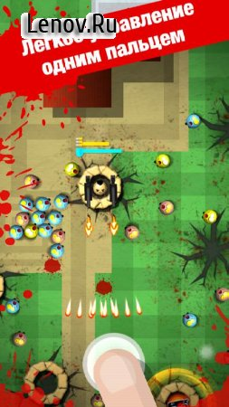 Zombie Fest Shooter Game v 1.0.9 Мод (Infinite coins/gems)