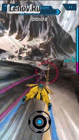 Wingsuit Flying v 1.0.2 (Mod Money)