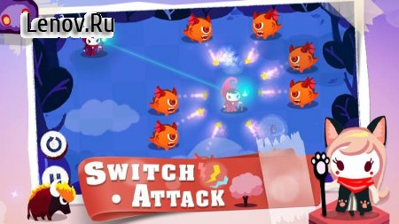 Miss Switch v 1.23 (Mod Hints/Unlimited Money)