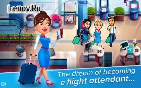 Amber's Airline - High Hopes ✈️ v 1.8.5112 Мод (Unlocked)