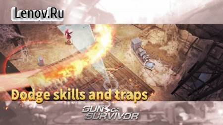 Guns of Survivor v 0.3.6 (Mod Ammo)
