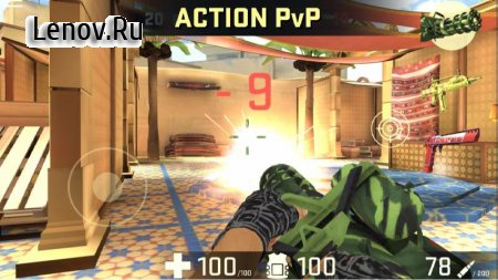 Combat Assault: FPP Shooter v 1.20.34 (Mod Money/Ammo)