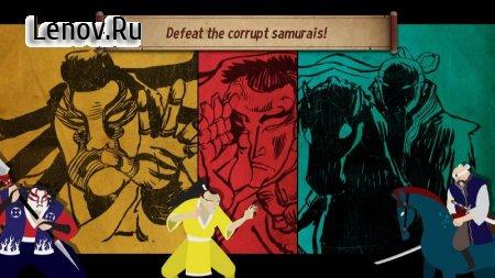 Samurai Kazuya v 1.0.2 (Mod Money)