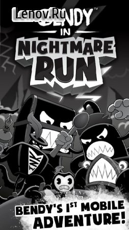 Bendy in Nightmare Run v 1.4.3632 (Mod Money)