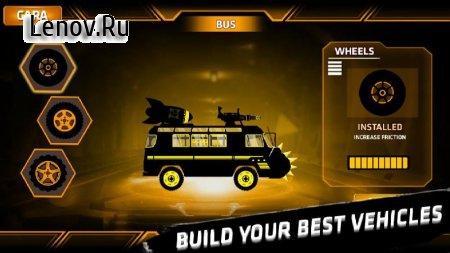 Stickman Racer: Survival Zombie v 1.18 (Mod Money)