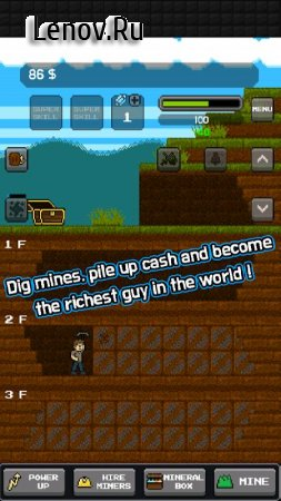 Super Miner: Grow Miner v 1.1.0.6 (Mod Money)