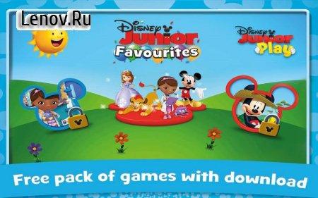 Disney Junior Play v 1.4.0 Мод (All Pack Unlocked)