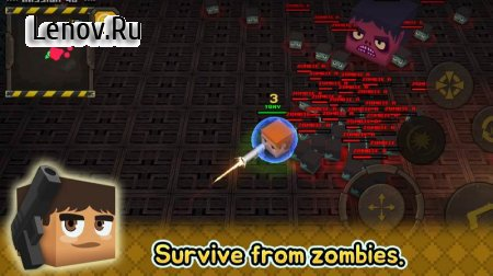 Head Fire: Zombie Chaser v 1.0.1 (Mod Money)
