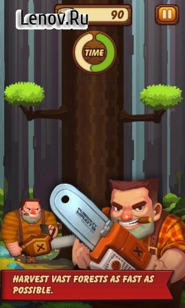 Timber Story v 1.0.4 Мод (Unlimited wood)