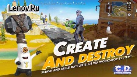 Creative Destruction v 2.0.5401 (Mega mod)