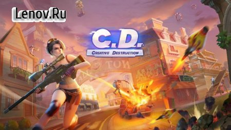 Creative Destruction v 2.0.5204 (Mega mod)
