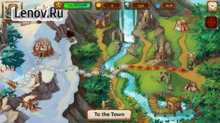 Braveland Heroes v 1.32.6 (Mod Money)