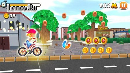 Bike Race - 3d Racing v 2.3.3051 Мод (Unlimited Gems/No Ads)