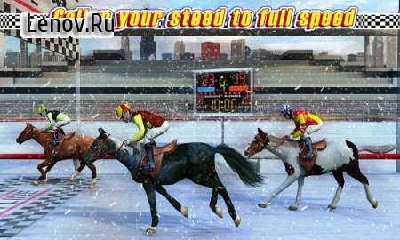 Horse Derby Quest 2016 v 1.6 Мод (Everything Unlocked)
