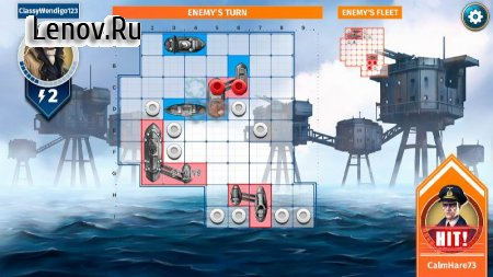 Hasbro's BATTLESHIP v 0.1.2 (Mod Money)