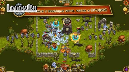 Guns'n'Glory Heroes v 1.2.4 Мод (Unlimited Gold/10 X LVL UP Unlocked)