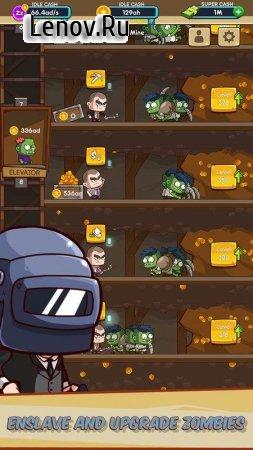 Idle Miner - Zombie Factory v 1.2.3 (Mod Money)