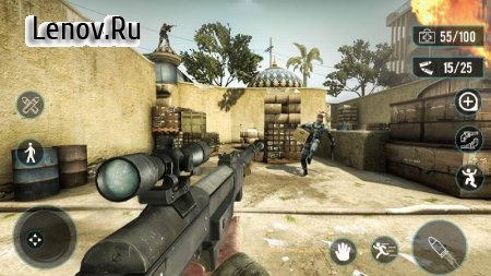 Army Commando Attack – Survival War v 1.7 (Mod Money)