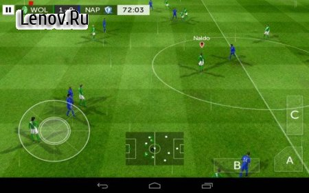 First Touch Soccer 2019 (FTS 19) v 2.0 (Mod Money)