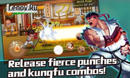 Chaos Fighter Kungfu Fighting v 1.1.4.101 (Mod Money)