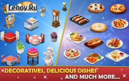 Cafe Tycoon – Cooking & Restaurant Simulation game 2.9 (Mod Money)