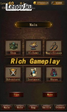 Legend of Darkness v 6.1 (Mod Money)