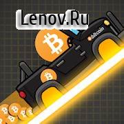 Crypto Rider - Bitcoin and Cryptocurrency Racing v 1.1 (Mod Money)