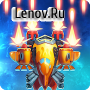HAWK – Force of an Arcade Shooter. Shoot 'em up! v 18.2.12789 Мод (X2 GOLD)