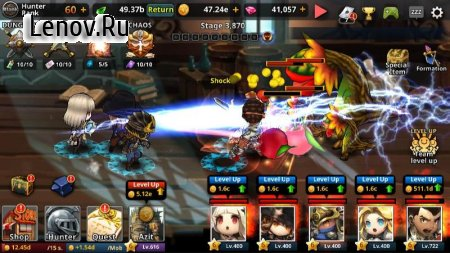 Dungeon Breaker Heroes v 1.12.0 (God mode/dmg x10)