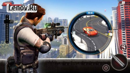 City Police Sniper 2018 - Best FPS Shooter v 1.8 (Mod Money)